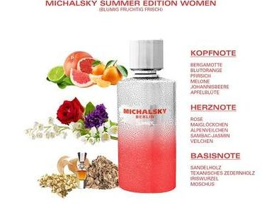 [News] – MICHALSKY BERLIN Summer Edition – Summer in the City: