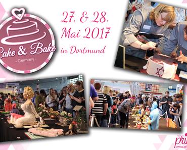 Cake and Bake 2017 - Gewinnspiel