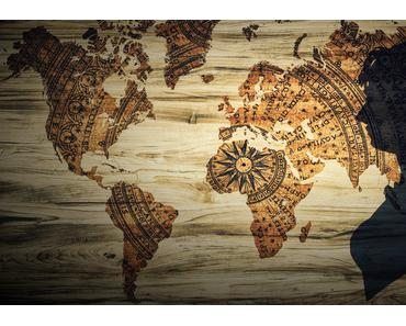 Maud Parrish: Die Weltreise-Süchtige