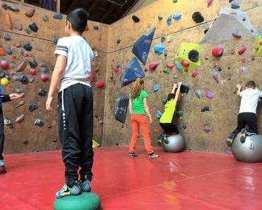 Kindergeburtstag: Action & Fun in der Boulderhalle