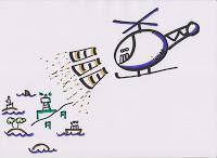 Wann brauche ein Projekt einen Hubschrauber? - die Hintergrundgeschichte zu INSiRA