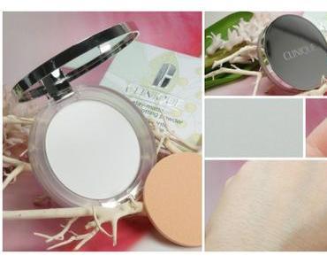 [Beauty] CLINIQUE Stay-Matte Universal Blotting Powder