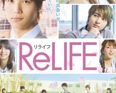 ReLife Live Action: Zwei neue Clips enthüllen Theme-Songs