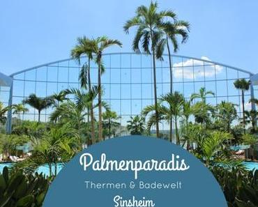 Nähfroschfamilie im Palmenparadies der Thermen & Badewelt Sinsheim (*Kooperation*)