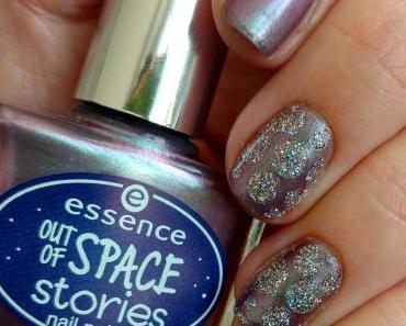 [Nails] essence OUT OF SPACE stories nail polish 02 across the universe