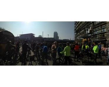MOMENTE: Mitgemacht – Baustellen-Radtour in der Stadt Essen