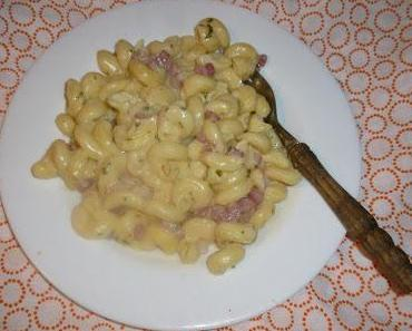 Mac and Cheese aus dem Topf