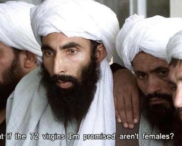 Tote Selbstmord_Attentäter klagen vor dem Qādī: Hier gibts gar keine unbenutzten jungen Frauen!