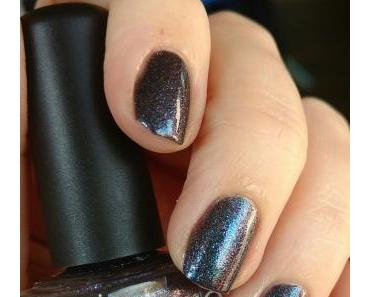 [Nails] Lacke in Farbe ... und bunt! BUNT mit KIKO 524 Blue Multicolor