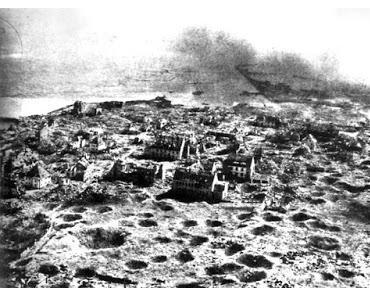 Bombardierung von Helgoland jährt sich zum 70. Mal