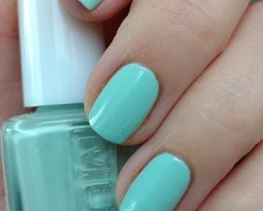[Nails] Lacke in Farbe ... und bunt! MINT mit MUA Nail Polish Pistachio Ice Cream