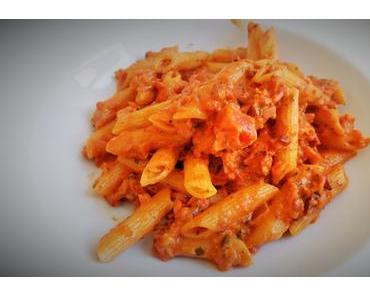Penne alle Vodka – We love Pasta.