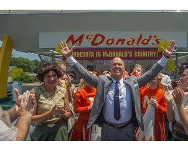 In THE FOUNDER erschafft Michael Keaton das McDonald's Fast Food-Imperium