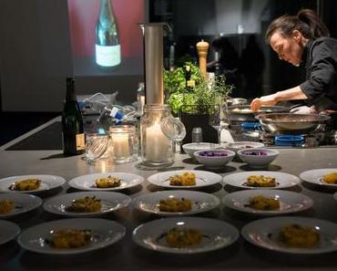 Food & Wine Event im SMEG Flagshipstore Hamburg