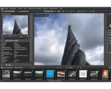 Bildbearbeitung DxO Optics Pro 9 aktuell kostenlos erhältlich