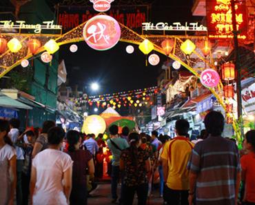5 tolle Dinge kann man am Wochenende in Hanoi erfahren