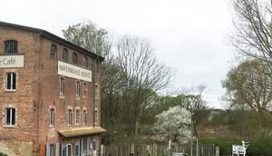 Hafenmühle Kienitz Oder