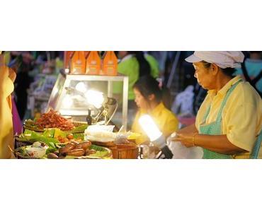 300 Thai Street Food Hotspots in Bangkok mit Karte