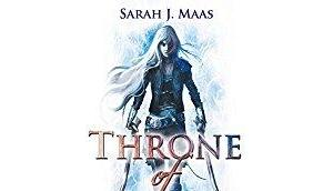 Rezension Throne Glass Erwählte Sarah Maas