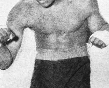 Henry Flakes, eine Schwergewichtshoffnung der 40er Jahre