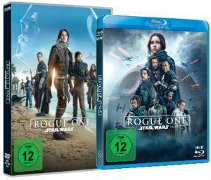 "Gewinnt Fanpakete mit DVD & Blu-ray zum Stand-Alone ""Rogue One: A Star Wars Story"""