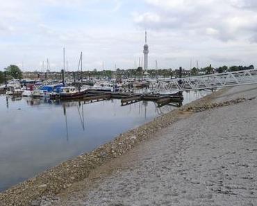 De Rosslag wird zu Roermond City Marina