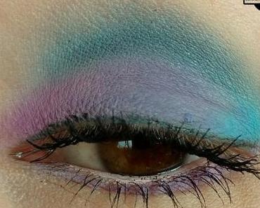 [Eyes] Kat Von D pastel goth eyeshadow palette: meow, dope, doom & dagger