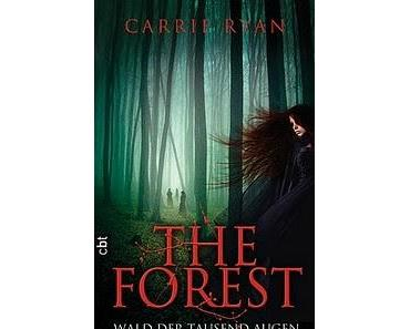 Book in the post box: The Forest - Wald der tausend Augen