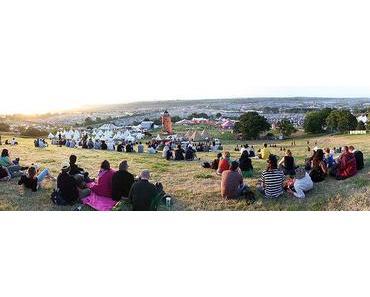 Das Festival von Glastonbury