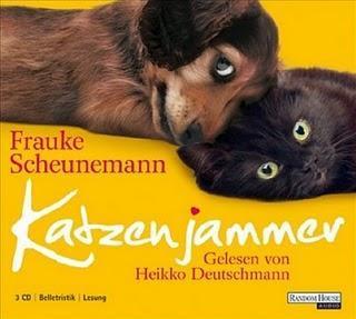 [Rezension] Katzenjammer von Frauke Scheunemann, gelesen von Heikko Deutschmann