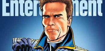 Schwarzenegger wird erneut zum 'Governator'