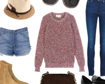 Der Sweater von Isabel Marant