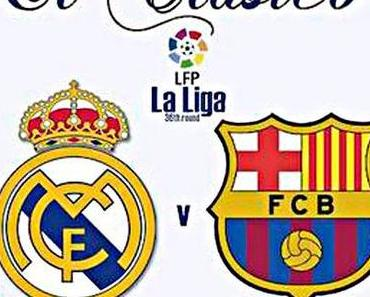 El Clasico Real Madrid – F.C Barcelona FC