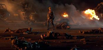 """Filmkritik zu """"World Invasion: Battle Los Angeles"""""""