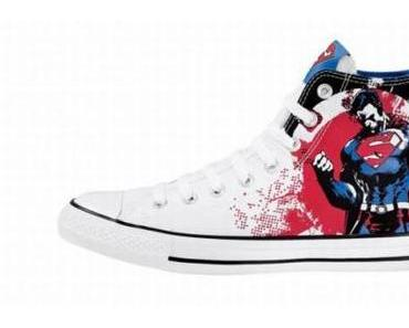 DC Comics SUPERMAN Converse Chuck Taylor Collection