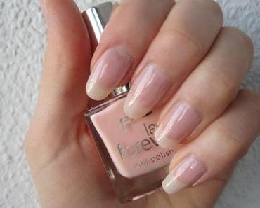 NOTD: p2 last forever nail polish – 020 dream on!