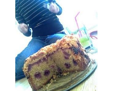 Weichsel-Streuselkuchen - Ein Kuchen für alle Fälle