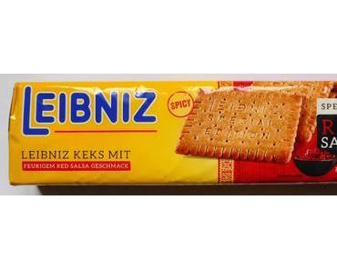 Leibniz Butterkeks - Special Edition Red Salsa Style