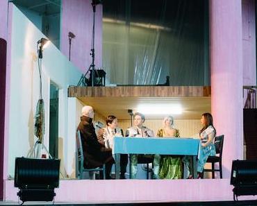 BREMER FREIHEIT von Fassbinder / BLAUBARTS BURG von Bartók in Halle – Alptraum in Rosa