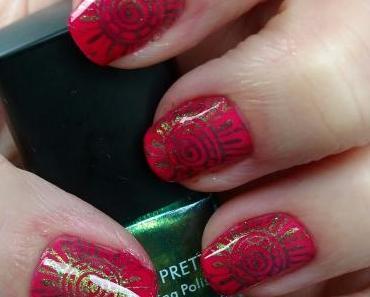 [Nails] Frischlackiert-Challenge: GRADIENT mit essie