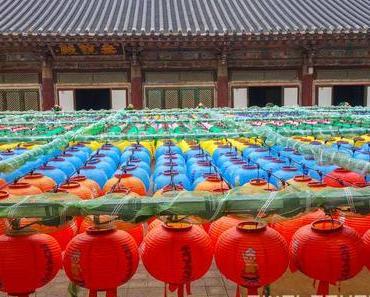 Von Busan nach Bulguksa – Südkoreas sieben Nationalschätze
