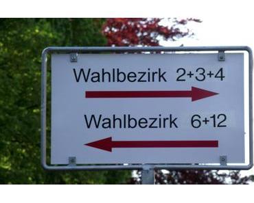 NRW-Landtagswahl in Lüdinghausen