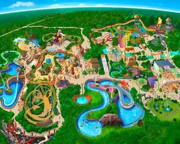 Kurzferien und Spass für die ganze Familie: Freizeitpark Holland