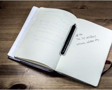 Tag des Notizbuchs – der amerikanische National Notebook Day 2017