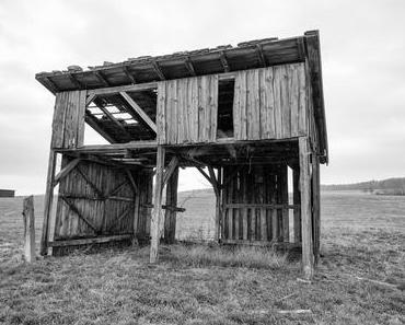 Bodo Runte — Feldscheunen
