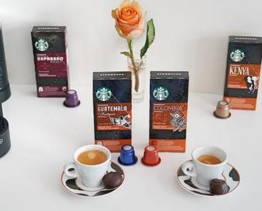 Espressokapseln bei Starbucks in vier leckeren Sorten - kompatibel mit Nespresso Maschinen