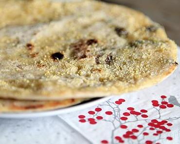 Bitte zu Tisch: Dinkel-Palatschinken-Brot