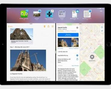 [Video] iOS 11 Konzept mit neuem iPad-Interface