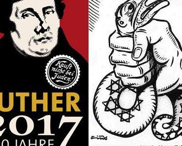 Martin-Luther-Anbetung - die Zweite - 31.10. wird bundesweiter Feiertag zum 500. Reformationstag.