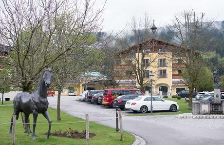 Hotel Gut Weissenhof in Radstadt